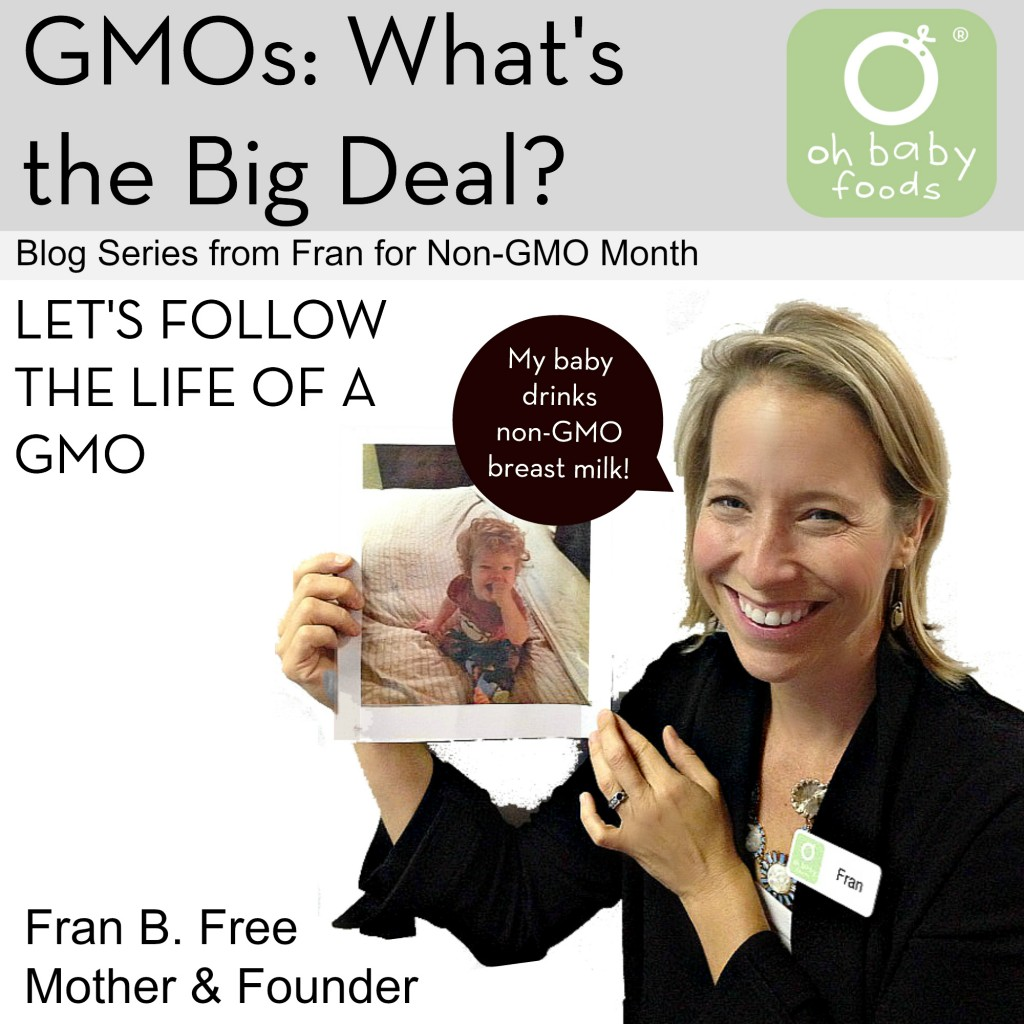 GMOs: What's the Big Deal? Part One: It's Personal