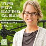 Tips for Eating Clean