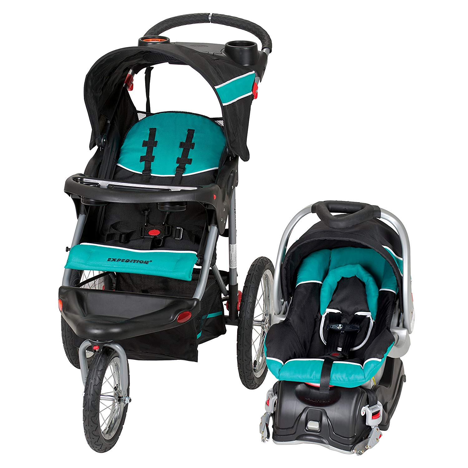 Baby Trend Expedition Travel Jogger Review