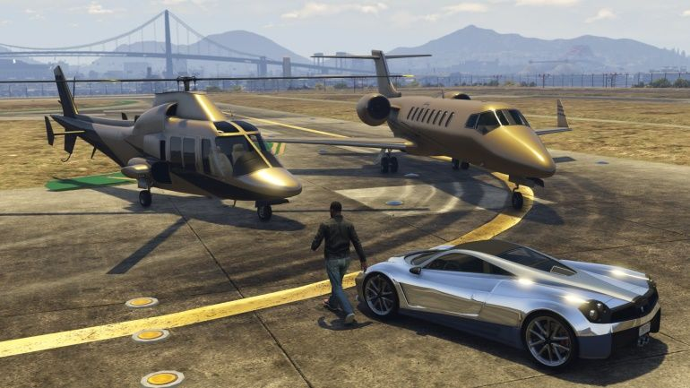 GTA 5 For PC Full Version Review